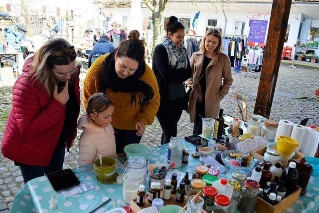 Kreative Müllvermeidung – erster Zero-Waste-Day in Rheinfelden