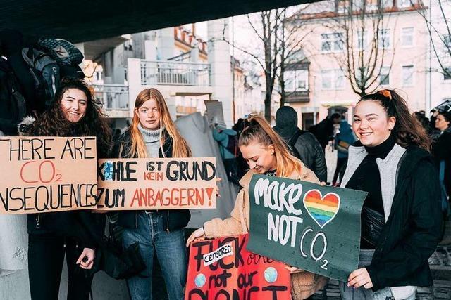 Warum protestieren so viele Schüler?