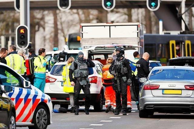 Liveblog: 3 Tote nach Schüssen in Utrecht - Täter festgenommen