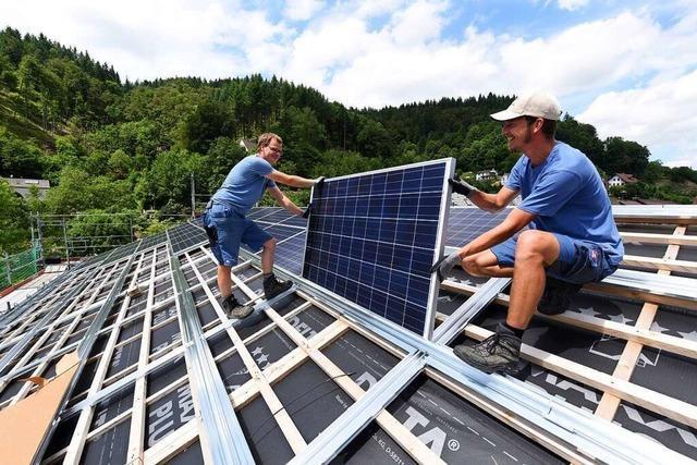 Das sind die fünf besten Argumente für Solarzellen auf dem Dach