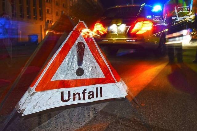 Maulburg: Unfall beim Überholen auf der L139
