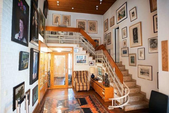 Helmut Schmidts Haus ist bald öffentlich zugänglich