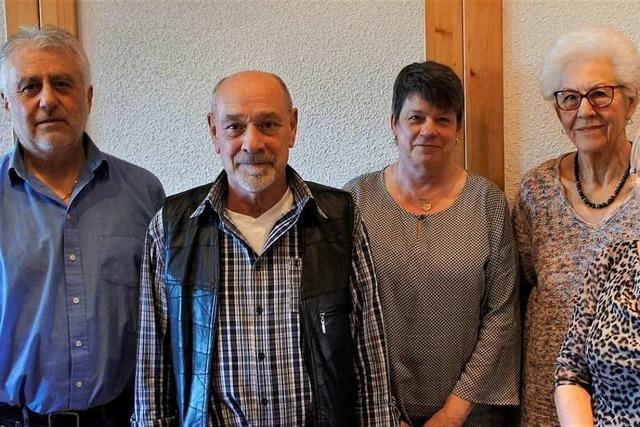 Seniorenrat feiert 150. Mitglied