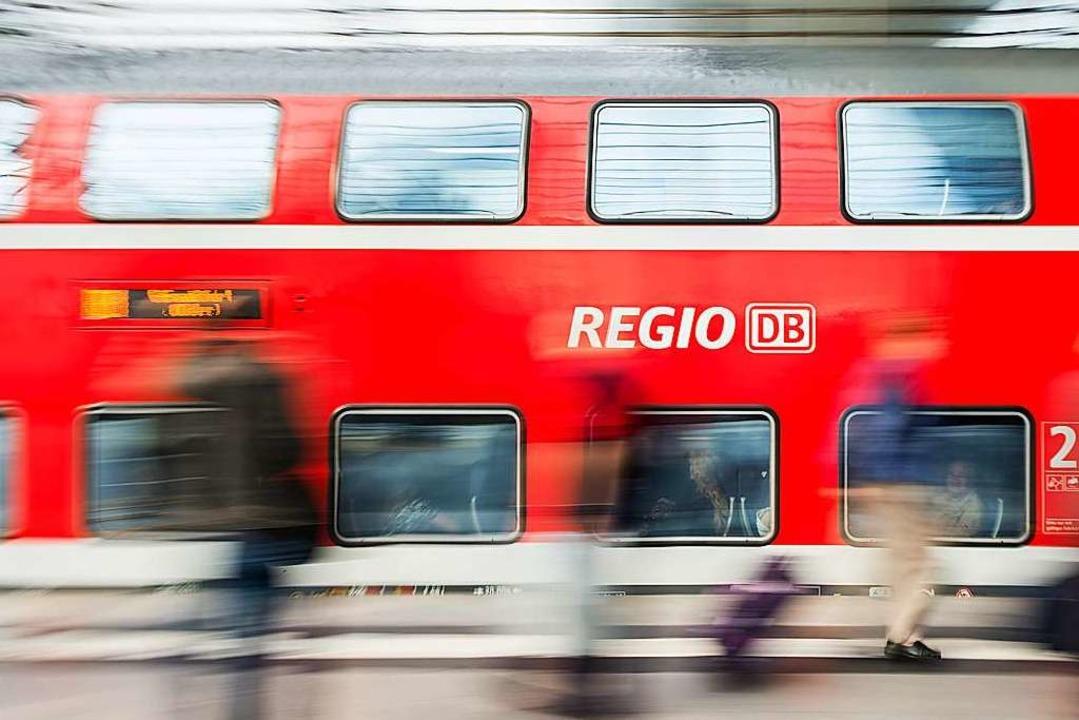 Die Breisgauer Interessengemeinschaft ...hutz an der Rheintalbahn (Symbolbild).  | Foto: dpa