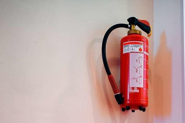 Betrunkener bedroht ICE-Lokführer mit Feuerlöscher – weil ihm der Zug zu schnell vorkommt