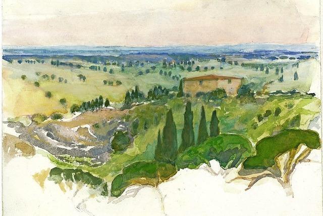Werke von Jutta Utta (Landschaften) in Titisee-Neustadt
