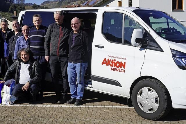 Mobile Hilfe auf vier Rädern
