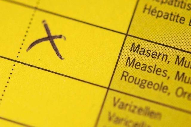 Masernfall an Schule in Münstertal bestätigt – Gesundheitsamt ruft zur Impfung auf