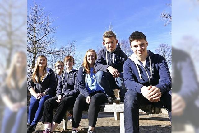 Jugend des Musikvereins Öflingen wechselt Spitze aus