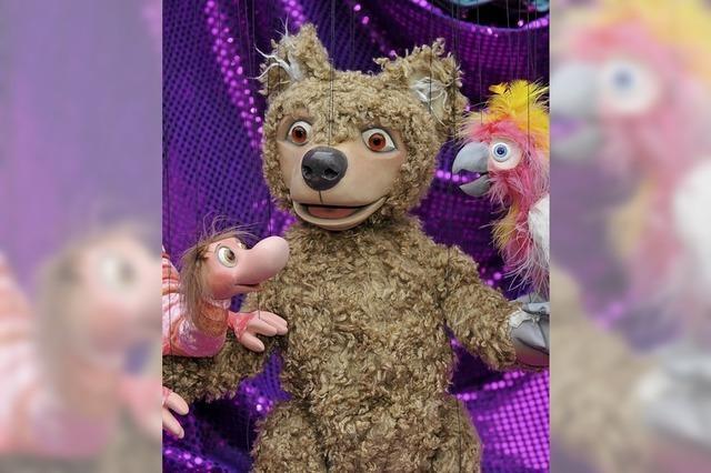 Auftakt der Puppenparade