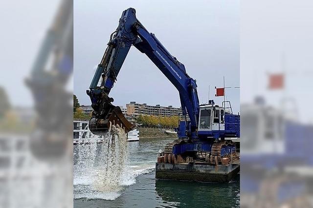 30 Zentimeter mehr Wasser unterm Kiel