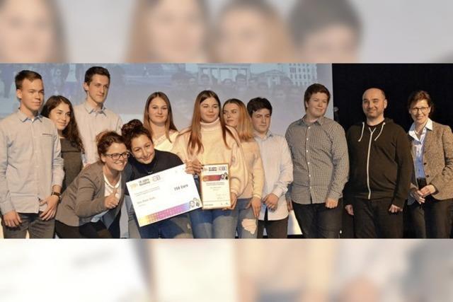 Jugendbildungspreis für