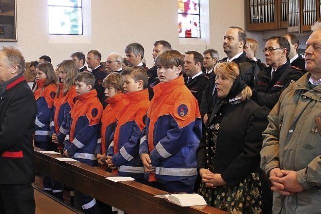 Ein Fest für den Sankt Friedolin