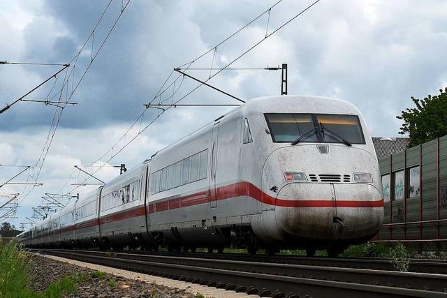Bahn plant neue Trasse für Tempo 300