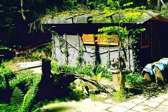Streit eskaliert - 79-Jähriger muss seine Gartenhütte abreißen