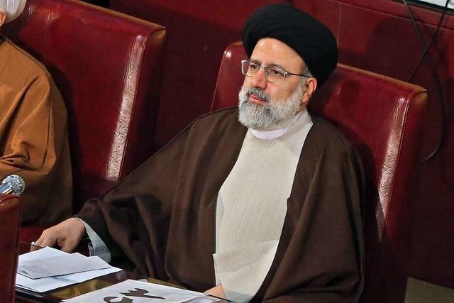 Ebrahim Raisi: Ein Hardliner macht im Iran mobil