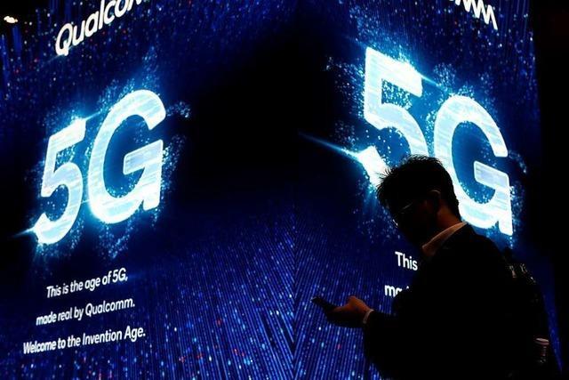 Start der 5G-Mobilfunkauktion – Wochenlanger Bieterkampf erwartet