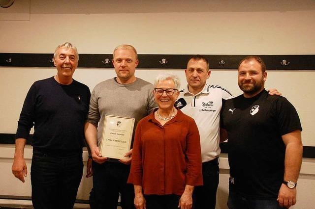 Der FC Wittlingen verzeichnet erstmals mehr als 600 Mitglieder