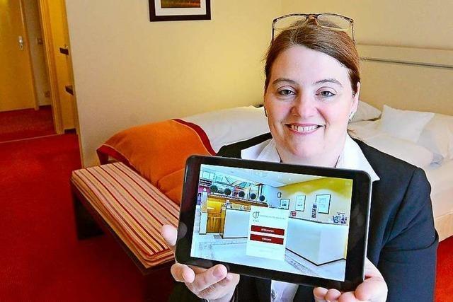 Freiburger Hotels setzen vermehrt auf Digitalisierung