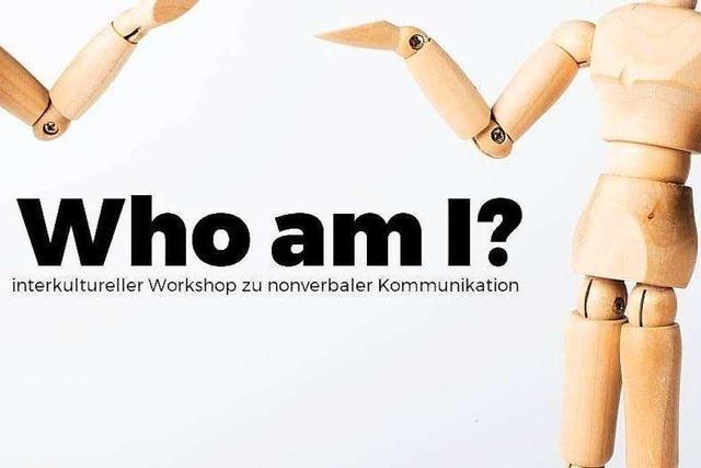 In diesem Workshop lernst Du, offener auf andere zuzugehen