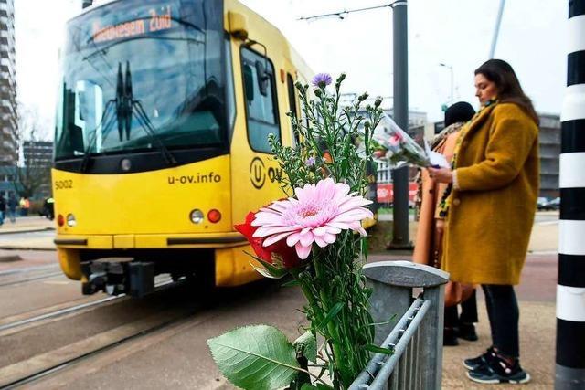 Justiz: Hinweise auf Terror-Motiv des Schützen von Utrecht verdichten sich