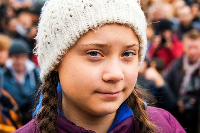 Greta Thunberg bekommt Goldene Kamera