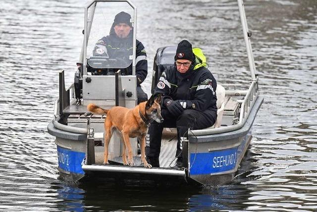 Polizei sucht auf Brandenburger See nach Rebecca