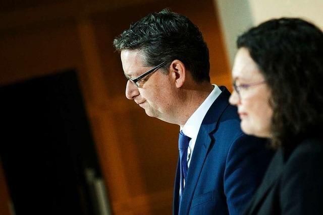 Hessens SPD-Chef Schäfer-Gümbel kündigt Rückzug aus Politik an