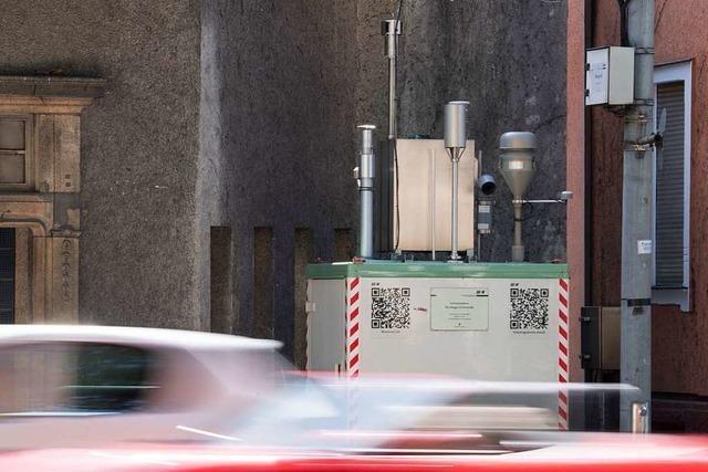 Gericht verhandelt Klage um Stickstoffdioxid-Grenzwert in Reutlingen