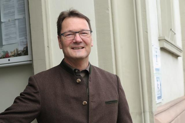 Auggens Bürgermeister: