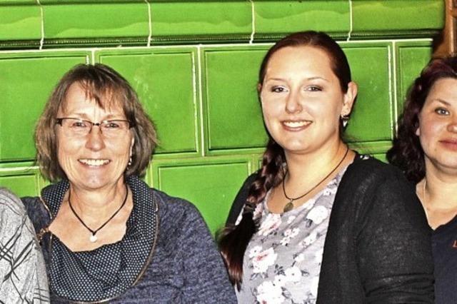 Landfrauen Münchingen freuen sich auf die Jubiläumsfeier