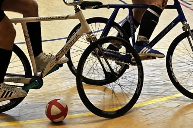 Zuwachs für Radballer