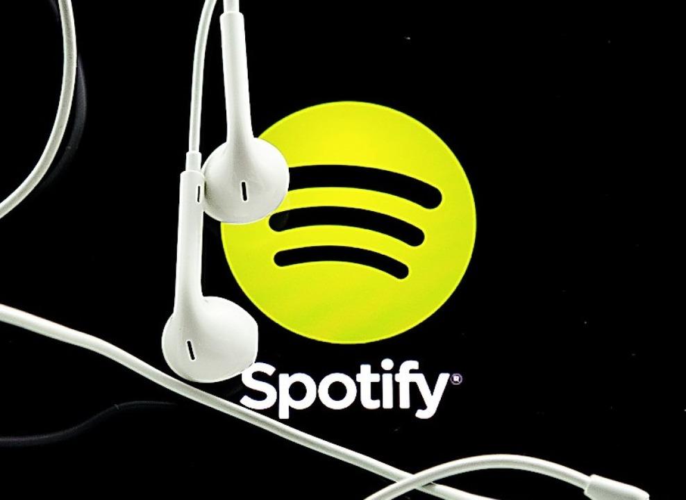 Spotify ist der Marktführer unter den Streamingdiensten.   | Foto: dpa