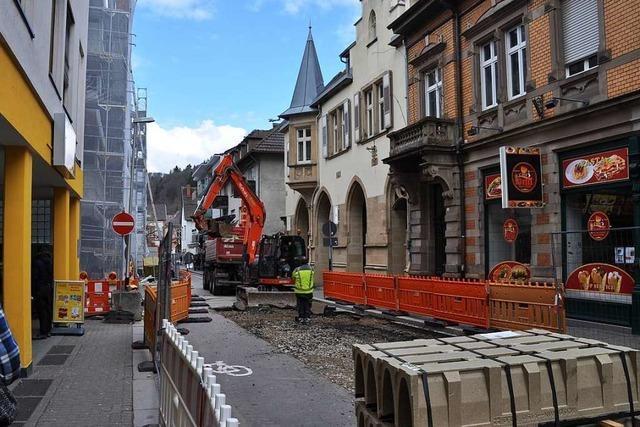 Der Schopfheimer Gemeinderat fühlt sich bei den Planungen für die Scheffelstraße übergangen