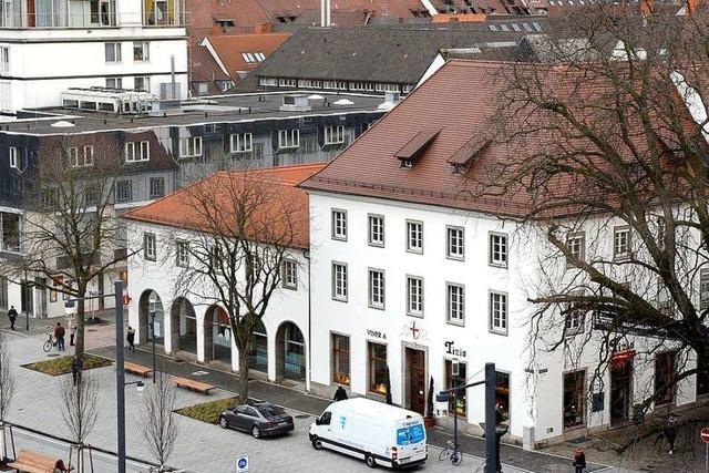 Freiburg will mit frei gewordenen Millionen das Rotteckhaus kaufen