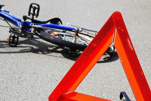 Polizei sucht Zeugen nach Fahrradunfall mit Schwerverletztem in St. Georgen