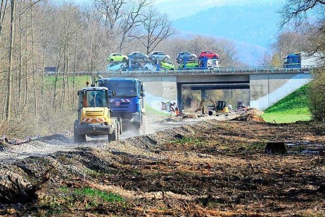 Anwohner fordern mehr Schutz vor Baustellenlärm beim Ausbau der Breisgau-S-Bahn