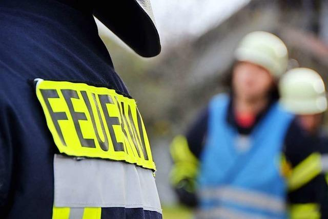 So viele Einsätze wie noch nie für die Feuerwehren im Landkreis