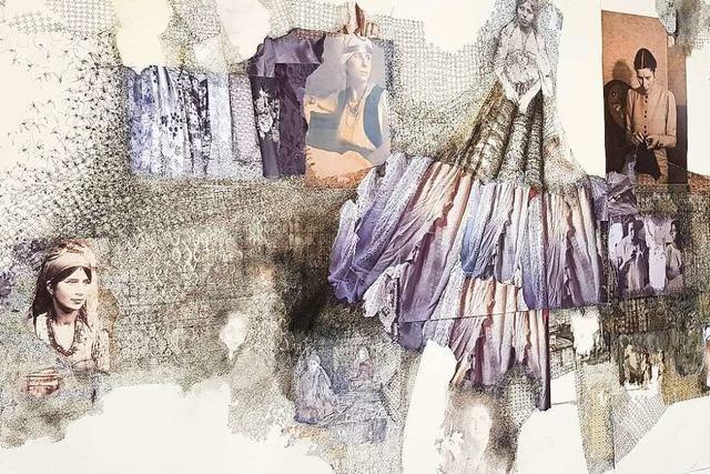 Das Merdinger Kunstforum startet mit Werken von Ulrike Weiss