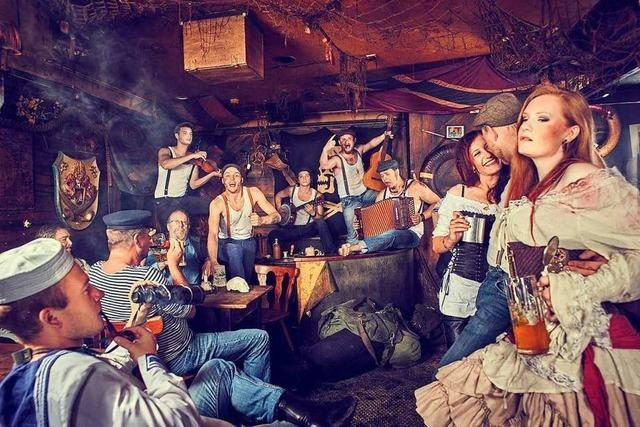 Irish-Folk im Doppelpack im Café Atlantik