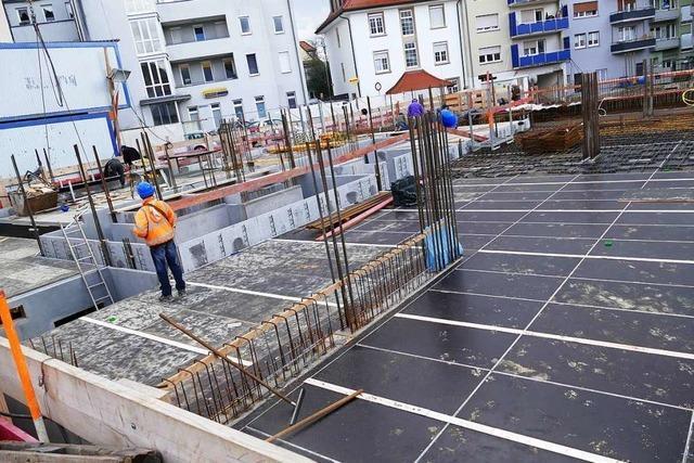 Rheinfelden: Hochrheincenter II kann jetzt wachsen