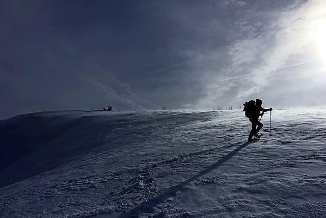 Schneeschuh-Saison am Feldberg endet am Wochenende
