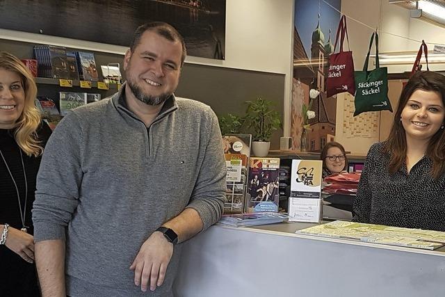 Bad Säckingen präsentiert sich international