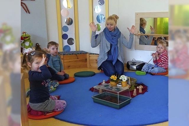 Die Qualität der Kindergärten steigern
