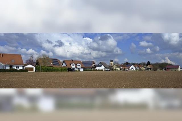 Platz für 23 neue Häuser in Feldkirch