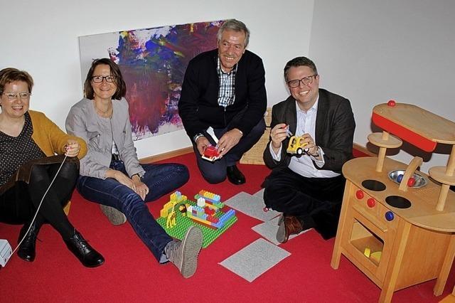 Umbau des Kinderhauses ist geschafft
