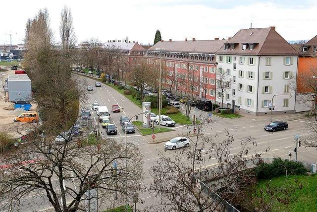 Laut Stadt findet der Ausbau der Nordanbindung wohl ab 2021 statt