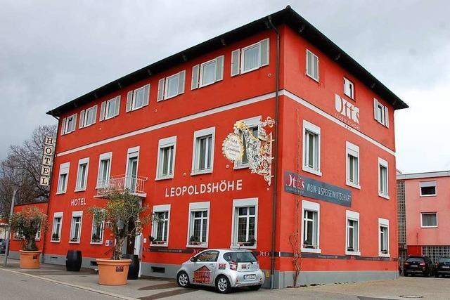 Ott's Leopoldshöhe feiert 25. Geburtstag in Weil am Rhein