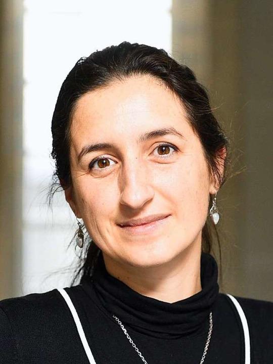Isabelle Marthot-Santaniello  | Foto: Uni Basel