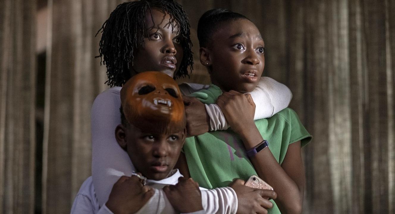 Monströse  Doppelgänger wollen sie ver...upita Nyong'o) mit ihren Kindern  | Foto: Universal